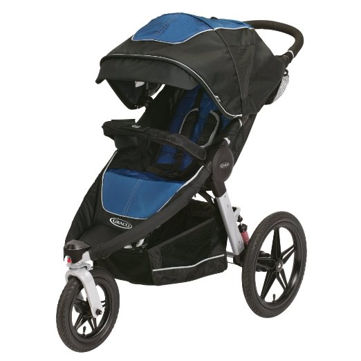 Graco Relay Click Connect Stroller Review