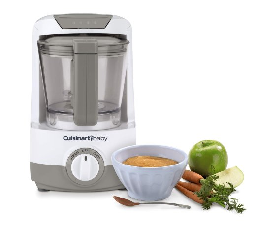 Conair Cuisinart BFM-1000 Baby Food Maker and Bottle Warmer Review