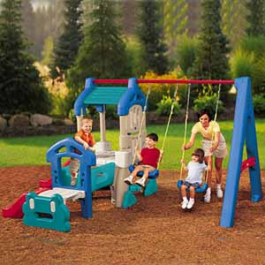 5 Tips for Choosing The Best Swing Set – An Expert's Guide ...