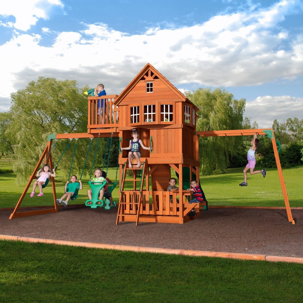 Best Swing Sets For Kids