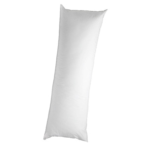 Straight pregnancy pillow
