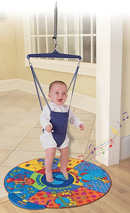 Jolly Jumper Play Mat