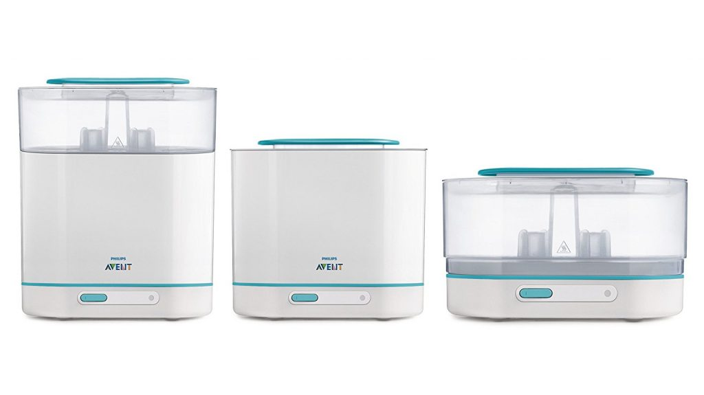 Philips AVENT 3 in 1 adjustable size