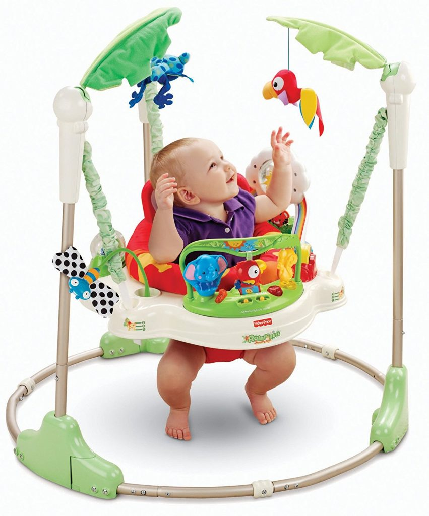 Rainforest Jumperoo