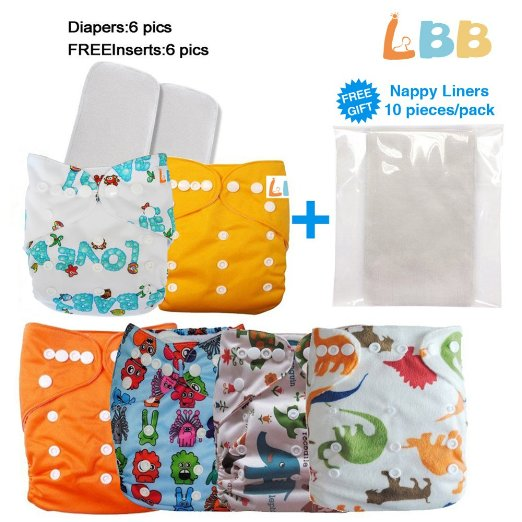 LBB Baby Cloth Pocket Diaper