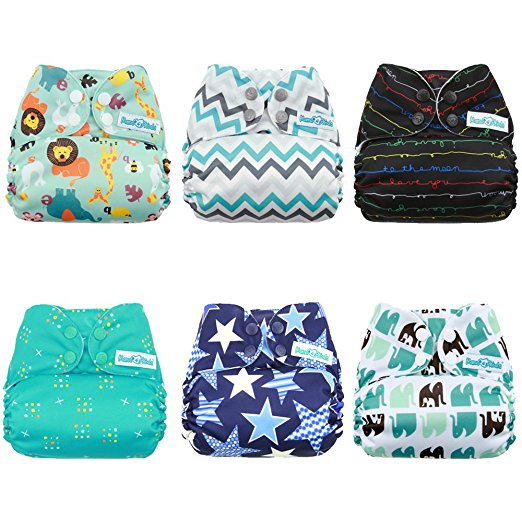Mama Koala Pockey Cloth Diapers