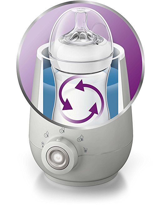 Philips AVENT Bottle Warmer circulation