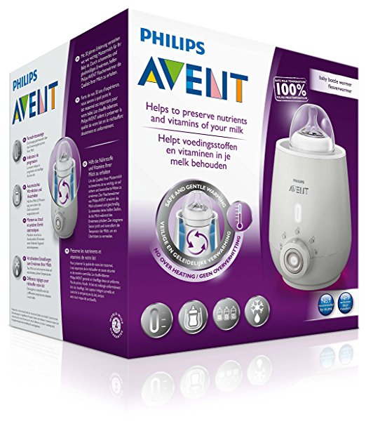 Philips AVENT packaging