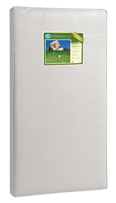 Sealy Soybean Foam Core Infant Toddler Crib Mattress
